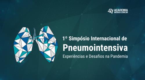 1º Simpósio Internacional de Pneumointensiva