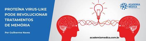 Proteína virus-like pode revolucionar tratamentos de memória