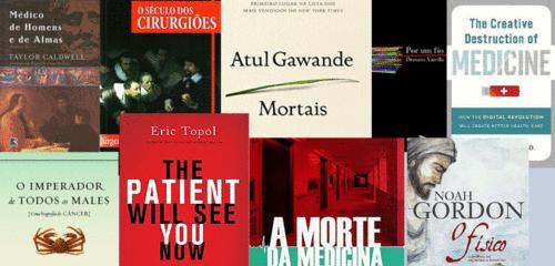9 Livros que todo médico deve ler (2015)