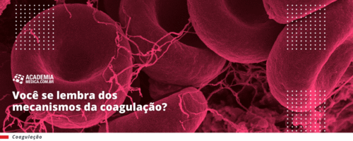 Você se lembra dos mecanismos da coagulação?
