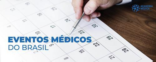 Principais eventos médicos do Brasil
