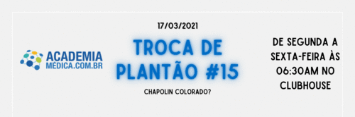 Troca de Plantão #15: Chapolin Colorado?