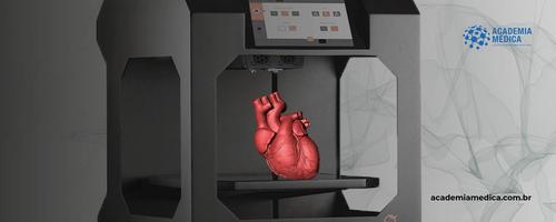 Impressora 3D: novas metodologias para o ensino da medicina