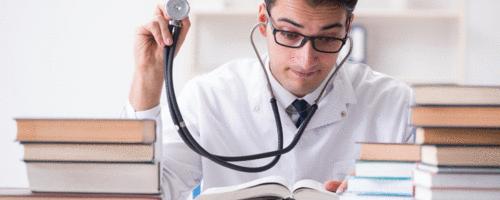 O fim das provas na faculdade de medicina