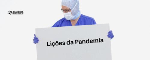 Lições da Pandemia
