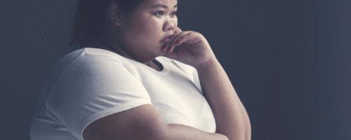 Elevados níveis de gordura estão relacionados com maiores chances depressão