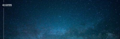 Uma estrela no céu