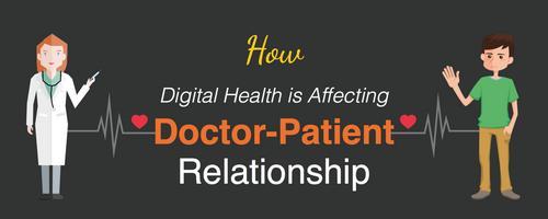 Como a Saúde Digital está afetando o relacionamento médico-paciente?
