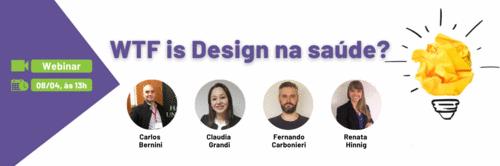 WTF is design na saúde?