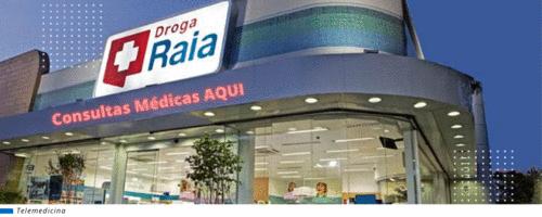 Farmácia + Telemedicina - Raia Drogasil agita o futuro da medicina, da farmácia, da nutrição, da psicologia...