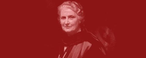 Maria Montessori: educar é o melhor remédio! - Parte 4