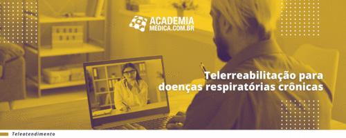 Telerreabilitação para doenças respiratórias crônicas