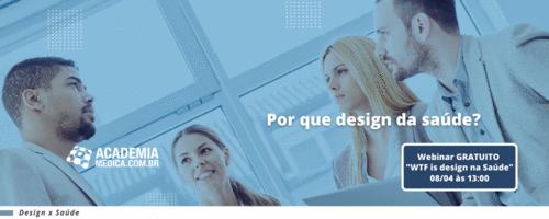 Por que service design na saúde?