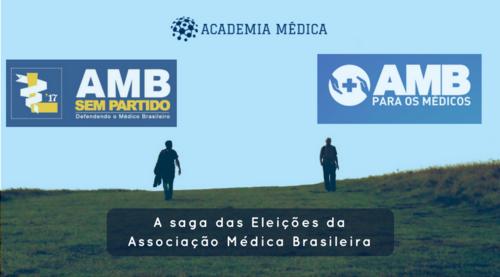 A saga das Eleições da AMB