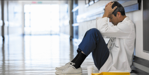 Saúde mental do médico e estudantes de medicina