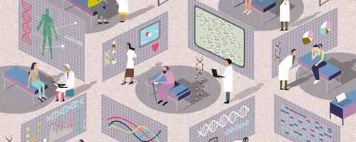 A Saúde Digital permitirá a medicina personalizada de precisão para toda a sociedade!