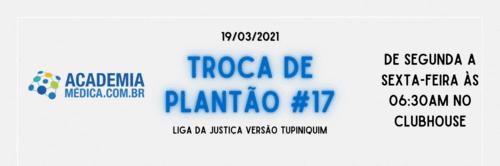 Troca de Plantão #17: Liga da Justiça versão tupiniquim