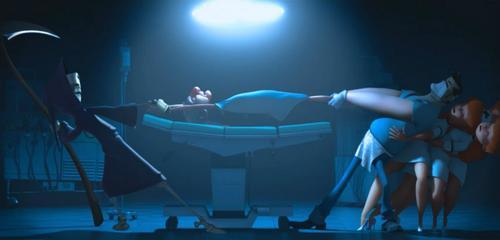 La Dama & la Muerte - Até quando devemos brigar com a morte?
