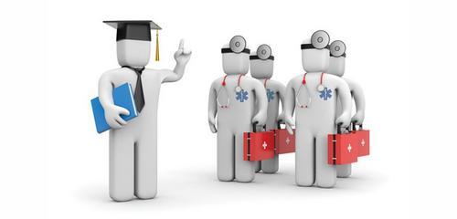 O exercício da função de docente em medicina